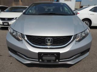 Used 2015 Honda Civic LX, BACK UP CAMERA, BLUETOOTH for sale in Mississauga, ON