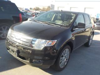 Used 2009 Ford Edge Limited for sale in Innisfil, ON