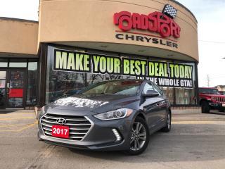 Used 2017 Hyundai Elantra Limited SE SUNROOF HEATED SEATS for sale in Toronto, ON