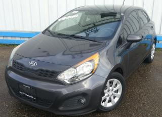 Used 2013 Kia Rio5 LX *AUTOMATIC* for sale in Kitchener, ON