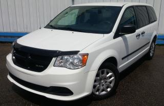 Used 2014 Dodge Grand Caravan C/V CARGO for sale in Kitchener, ON