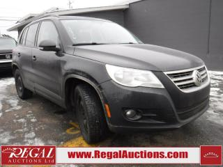Used 2009 Volkswagen Tiguan 2.0T 4D Utility 4WD for sale in Calgary, AB