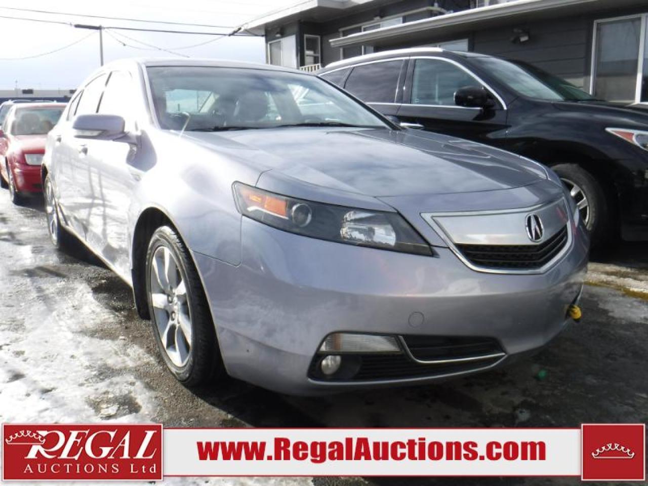 Photo of Grey 2012 Acura TL