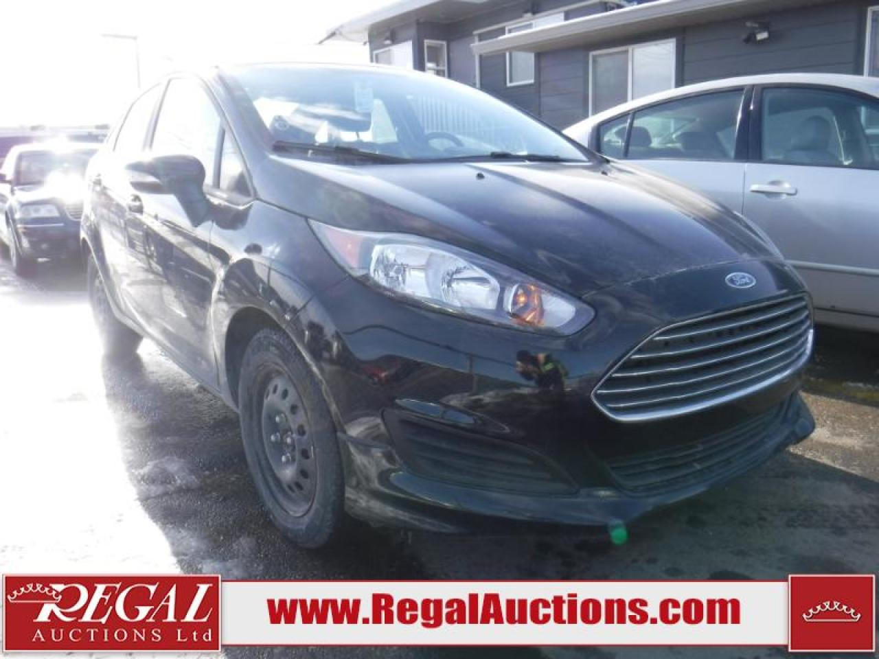 Photo of Black 2016 Ford Fiesta