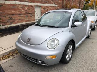 Used 2002 Volkswagen New Beetle GLS for sale in Toronto, ON