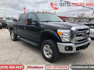 Used 2012 Ford F-250 XLT | 6.2L | 4X4 | HEATED SEATS | CAM for sale in London, ON