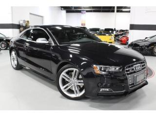 Used 2014 Audi S5 3.0 TECHNIK   AUDI DRIVE SELECT   AUDI SIDE ASSIST for sale in Vaughan, ON