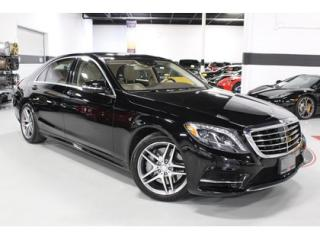 Used 2015 Mercedes-Benz S-Class S550 4MATIC LWB   AMG   REAR SEAT PACKAGE for sale in Vaughan, ON