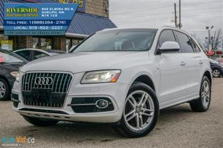 Used 2016 Audi Q5 Technik for sale in Guelph, ON