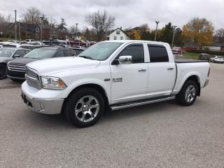Used 2017 RAM 1500 Laramie for sale in Mitchell, ON