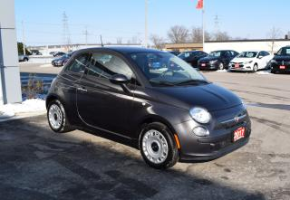 Used 2017 Fiat 500 Pop - Manual for sale in Stratford, ON