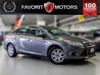 Used 2014 Ford Focus SE, Bluetooth, USB/AUX Inputs, A/C for sale in North York, ON