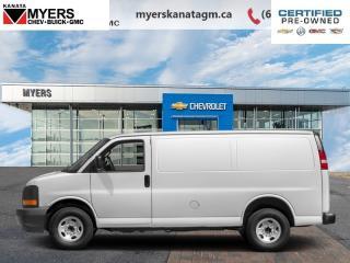 Used 2018 GMC Savana 2500 135WB for sale in Ottawa, ON