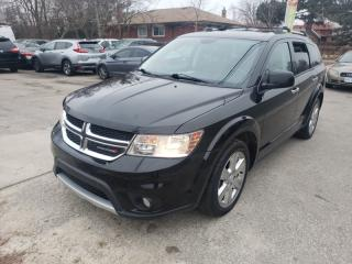 Used 2014 Dodge Journey AWD 4dr R/T for sale in Toronto, ON