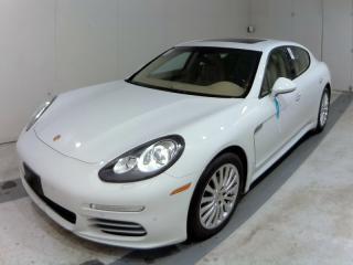 Used 2014 Porsche Panamera 4 Navigation Backup Sunroof Blind Spot for sale in Toronto, ON