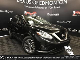 Used 2015 Nissan Murano SL for sale in Edmonton, AB