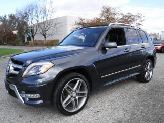 Used 2014 Mercedes-Benz GLK-Class GLK250 BlueTec Diesel for sale in Burnaby, BC