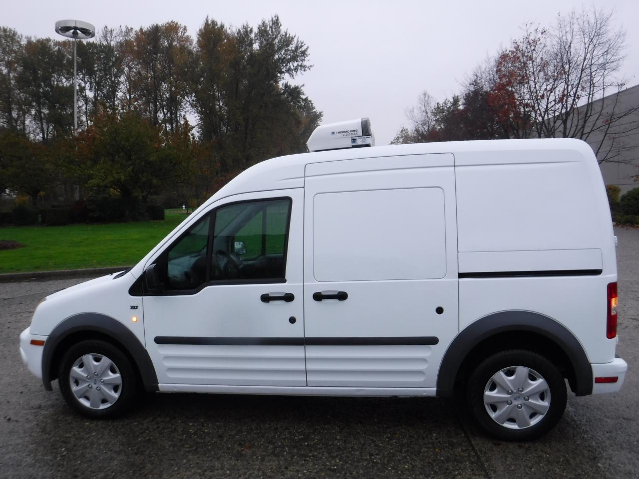 Used 2011 Ford Transit Connect Reefer XLT with Rear Door Glass Cargo Van  for Sale in Burnaby, British Columbia | Carpages.ca