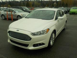 Used 2015 Ford Fusion Energi SE Hybrid for sale in Burnaby, BC