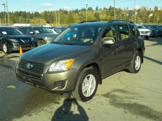 Used 2010 Toyota RAV4 4WD for sale in Burnaby, BC