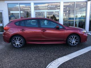 New 2019 Subaru Impreza Sport & Eyesight for sale in Vernon, BC