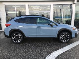 New 2019 Subaru XV Crosstrek Limited w/ Eyesight for sale in Vernon, BC