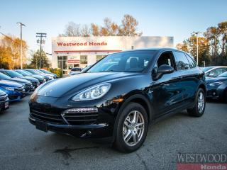 Used 2013 Porsche Cayenne S for sale in Port Moody, BC