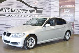 Used 2011 BMW 3 Series 328i xDrive for sale in Laval, QC