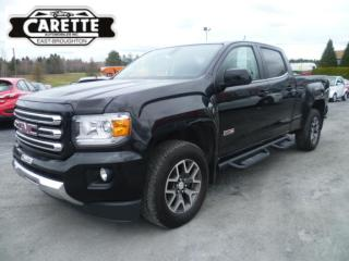 Used 2016 GMC Canyon All Terrain Sle 4x4 for sale in East broughton, QC