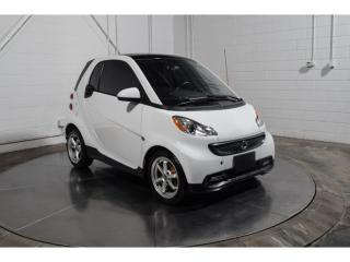 Used 2014 Smart fortwo A/c Mags Nav for sale in St-Constant, QC