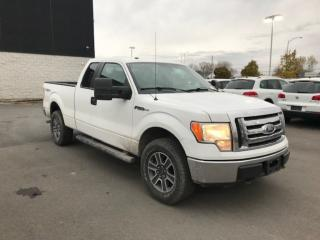 Used 2010 Ford F-150 Xlt 4x4 King Cab V8 for sale in St-Constant, QC