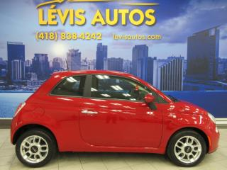 Used 2012 Fiat 500 Pop for sale in Lévis, QC