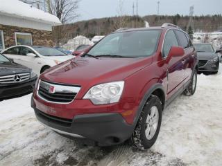 Used 2008 Saturn Vue XE FWD for sale in Québec, QC