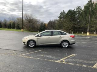 Used 2015 Ford Focus SE FWD for sale in Cayuga, ON