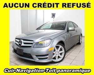 Used 2012 Mercedes-Benz C-Class C350 Cuir Navigation for sale in St-Jérôme, QC