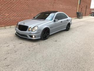 Used 2004 Mercedes-Benz E-Class 4dr Sdn 5.4L AMG for sale in Mississauga, ON