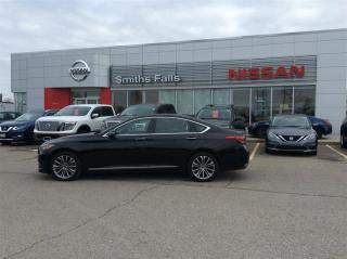 Used 2015 Hyundai Genesis 3.8 Luxury for sale in Smiths Falls, ON