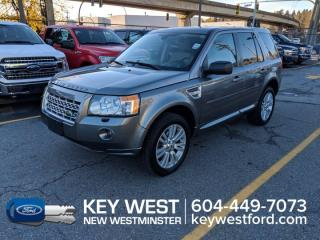 Used 2009 Land Rover LR2 HSE AWD Sunroof Leather Nav for sale in New Westminster, BC