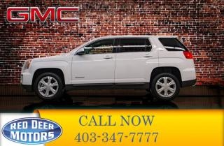 Used 2017 GMC Terrain AWD SLE BCam for sale in Red Deer, AB