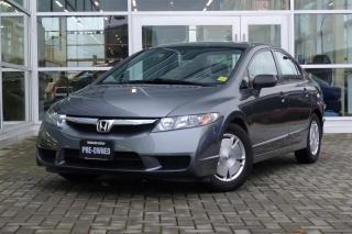 Used 2009 Honda Civic Sedan DX-G 5sp for sale in Vancouver, BC