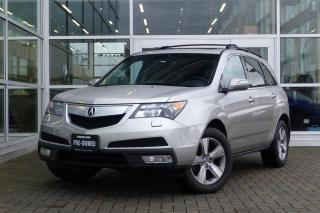Used 2012 Acura MDX Tech 6sp at DVD Player! Low Kms! for sale in Vancouver, BC