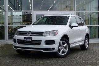 Used 2014 Volkswagen Touareg Execline 3.0 TDI 8sp at Tip 4M *2 sets of rims and tires!* for sale in Vancouver, BC