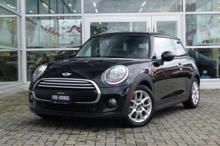 Used 2015 MINI Cooper 3 Door *Low Kms* for sale in Vancouver, BC