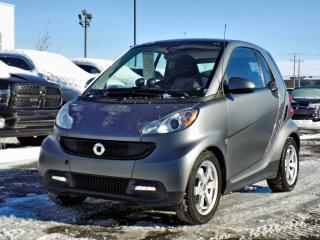 Used 2015 Smart fortwo Pure for sale in Brossard, QC