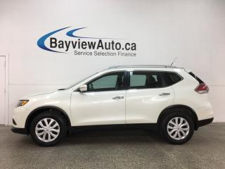 Used 2015 Nissan Rogue SV - KEYLESS ENTRY! ECO MODE! A/C! REV CAM! BLUETOOTH! PWR GROUP! CRUISE! for sale in Belleville, ON