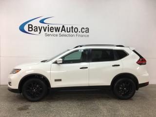 Used 2017 Nissan Rogue SV - ROGUE ONE EDITION! PANOROOF! REMOTE START! REVERSE CAM! for sale in Belleville, ON