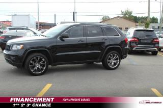 Used 2012 Jeep Grand Cherokee 4 RM 4 portes Laredo for sale in Mascouche, QC