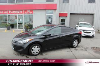 Used 2013 Hyundai Elantra Berline 4 pts * for sale in Terrebonne, QC