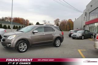 Used 2012 Chevrolet Equinox modèle LTZ 4 portes traction avant for sale in Mascouche, QC