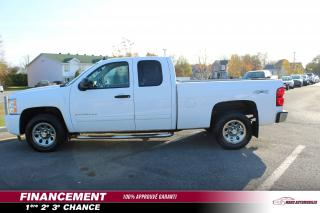 Used 2011 Chevrolet Silverado 1500 4 roues motrices, cabine allongée, 143,5 for sale in Mascouche, QC